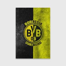 Обложка для паспорта матовая кожаBVB