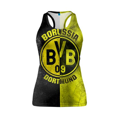 Женская майка 3D спортивная BVB