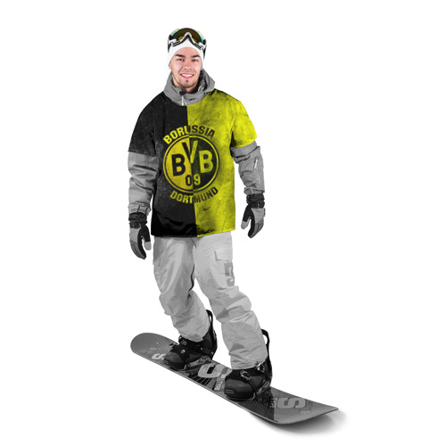Накидка на куртку 3D  Фото 03, BVB