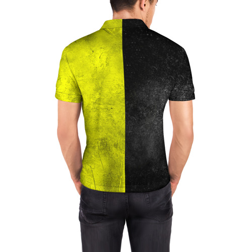 Мужская рубашка поло 3D  Фото 04, BVB