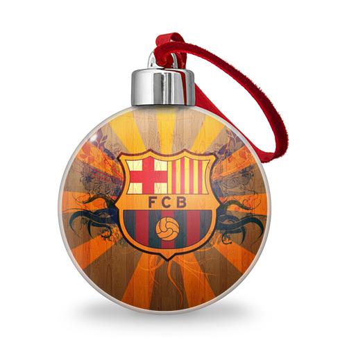 """Ёлочный шар """"Barcelona"""" - 1"""