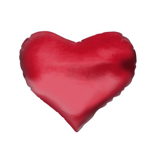 Подушка 3D сердце  Фото 02, Barcelona