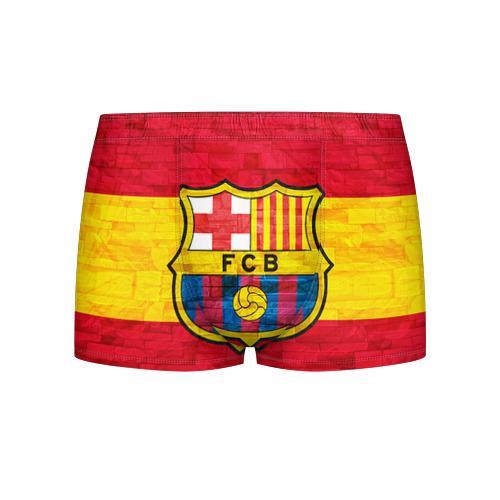 Мужские трусы 3D Barcelona от Всемайки