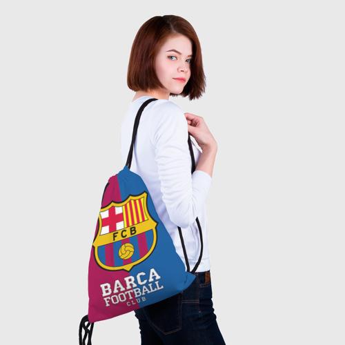 Рюкзак-мешок 3D  Фото 02, Barca