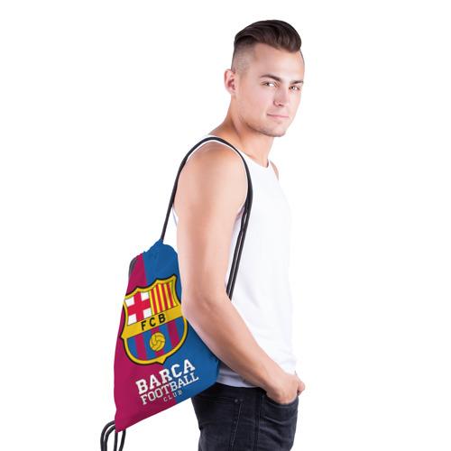 Рюкзак-мешок 3D  Фото 03, Barca