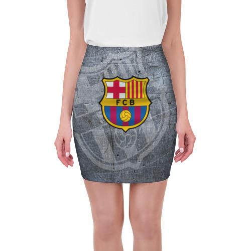 Мини-юбка 3D Barcelona от Всемайки