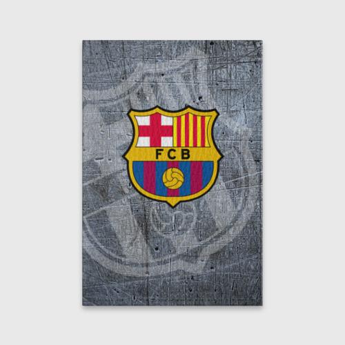 Обложка для паспорта матовая кожа Barcelona