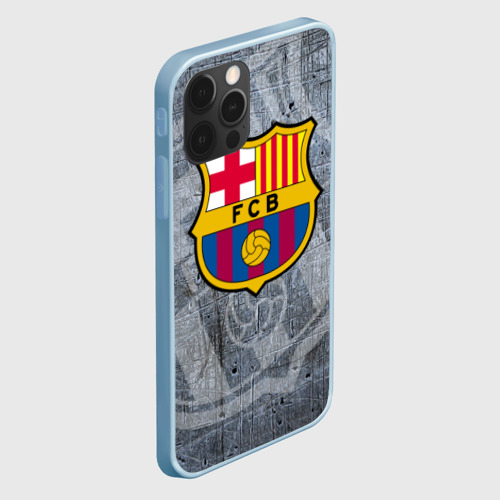 Чехол для iPhone 12 Pro Barcelona Фото 01