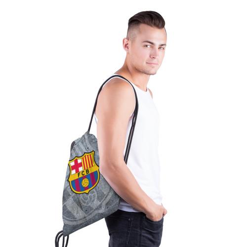 Рюкзак-мешок 3D  Фото 03, Barcelona