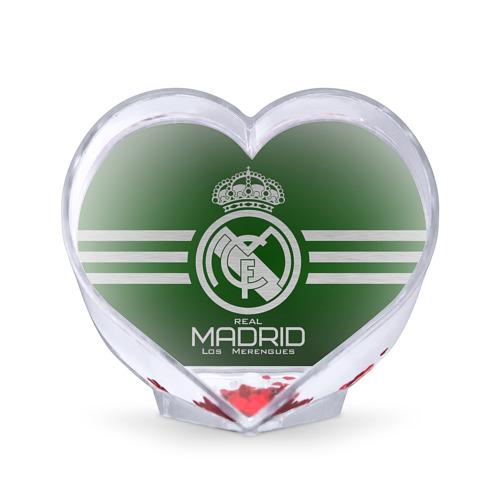 Сувенир Сердце Real Madrid от Всемайки