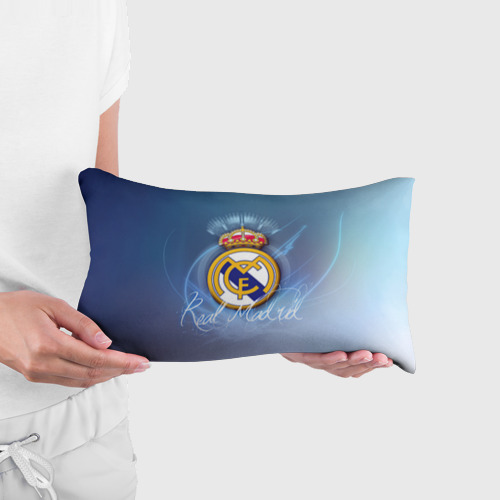Подушка 3D антистресс  Фото 03, Real Madrid