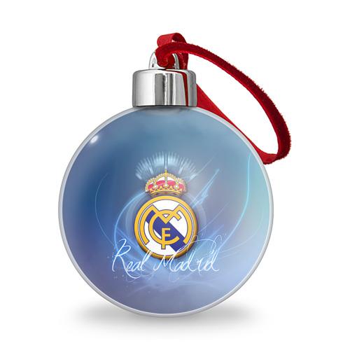 """Ёлочный шар """"Real Madrid"""" - 1"""