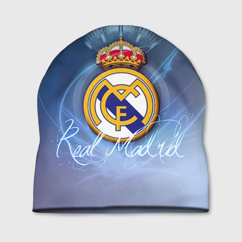 Шапка 3D Real Madrid от Всемайки