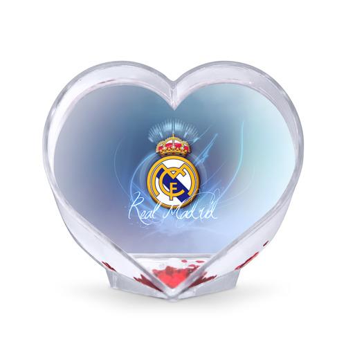 """Сувенир Сердце """"Real Madrid"""" - 1"""