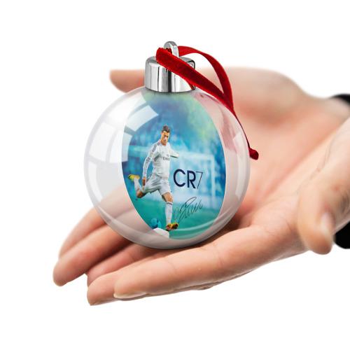 Ёлочный шар  Фото 02, Ronaldo