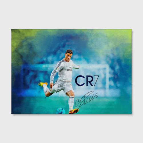 Холст прямоугольный  Фото 02, Ronaldo
