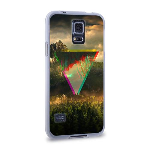 Чехол для Samsung Galaxy S5 силиконовый  Фото 02, 30 seconds to mars