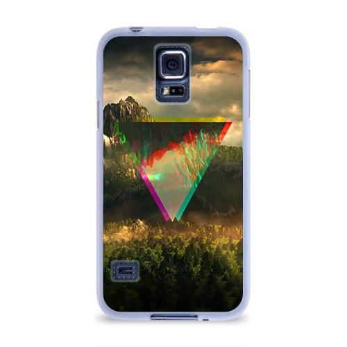 Чехол для Samsung Galaxy S5 силиконовый  Фото 01, 30 seconds to mars