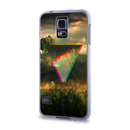 Чехол для Samsung Galaxy S5 силиконовый  Фото 03, 30 seconds to mars
