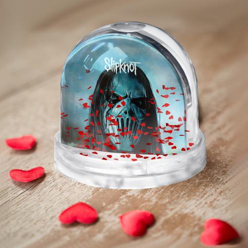 Водяной шар  Фото 03, Slipknot