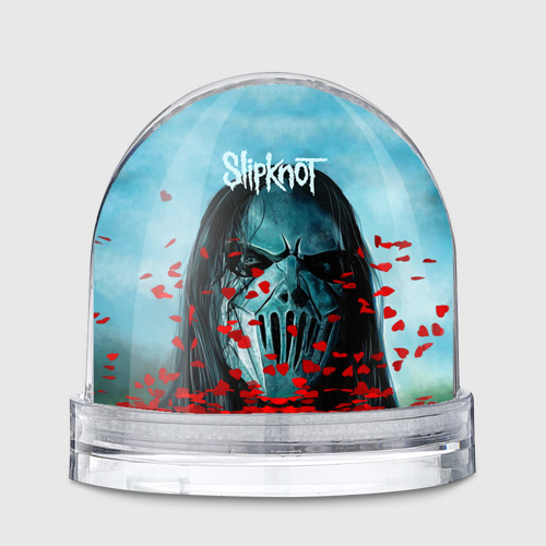 Водяной шар  Фото 01, Slipknot