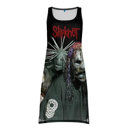 Платье-майка 3D Slipknot