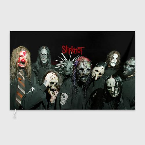 Флаг 3D Slipknot Фото 01