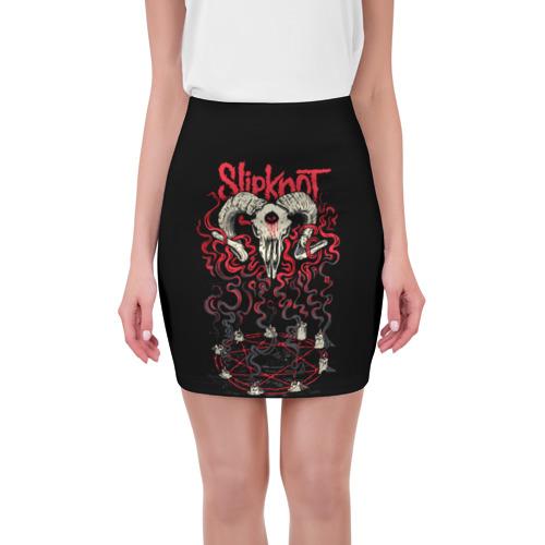 Мини-юбка 3D Slipknot от Всемайки