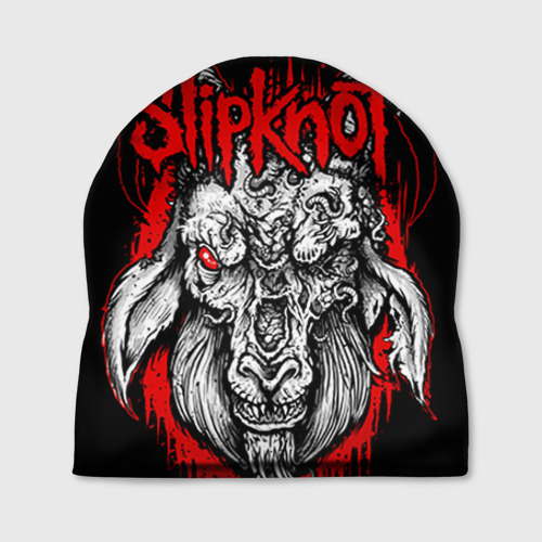 Шапка 3D Slipknot