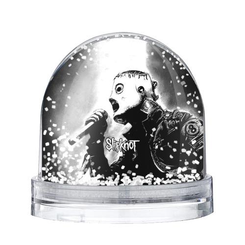 Водяной шар со снегом  Фото 01, Slipknot