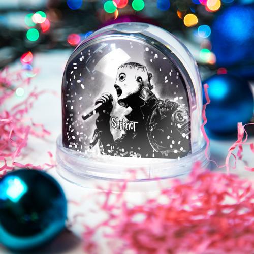 Водяной шар со снегом  Фото 03, Slipknot