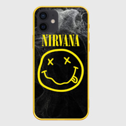 Чехол для iPhone 12 Pro Mini Nirvana