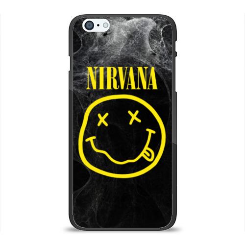 Чехол для Apple iPhone 6Plus/6SPlus силиконовый глянцевый Nirvana Фото 01