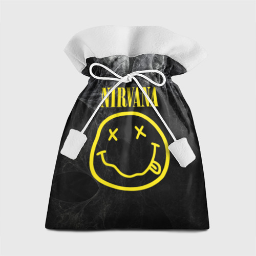 Подарочный 3D мешок Nirvana