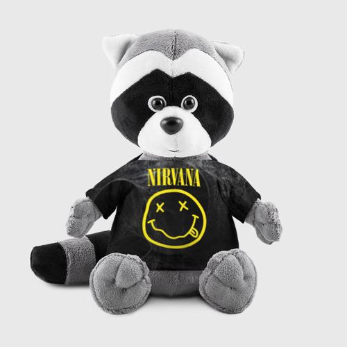 Енотик в футболке 3D Nirvana Фото 01