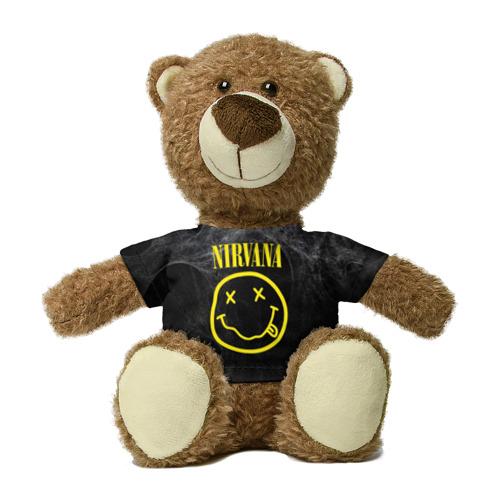 Миша в футболке 3D Nirvana Фото 01