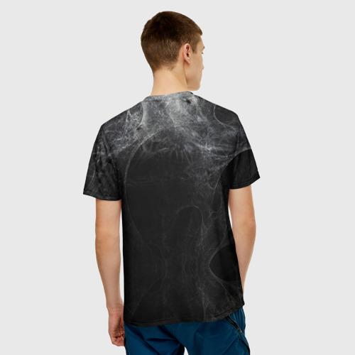 Мужская футболка 3D Nirvana Фото 01