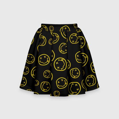 Детская юбка-солнце 3D Nirvana