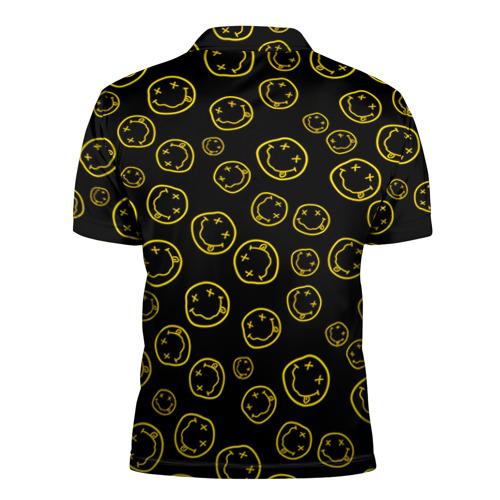 Мужская рубашка поло 3D  Фото 02, Nirvana