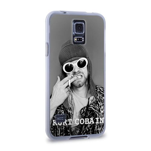 Чехол для Samsung Galaxy S5 силиконовый  Фото 02, Nirvana