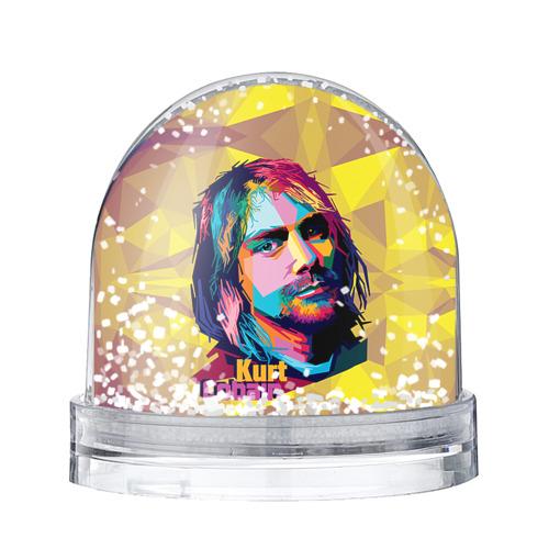 Водяной шар со снегом Nirvana