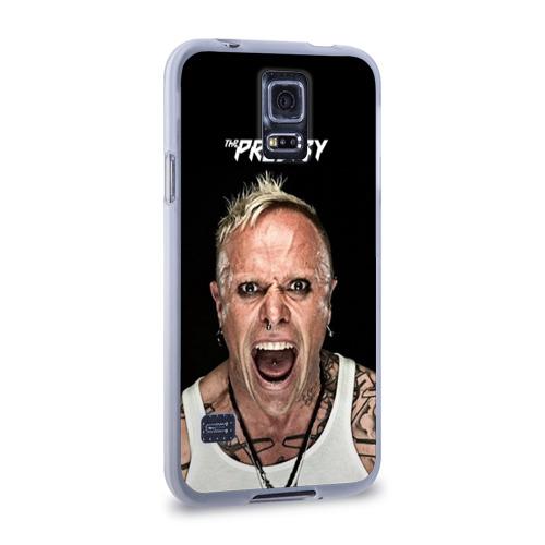 Чехол для Samsung Galaxy S5 силиконовый  Фото 02, The Prodigy