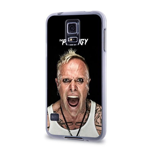 Чехол для Samsung Galaxy S5 силиконовый  Фото 03, The Prodigy