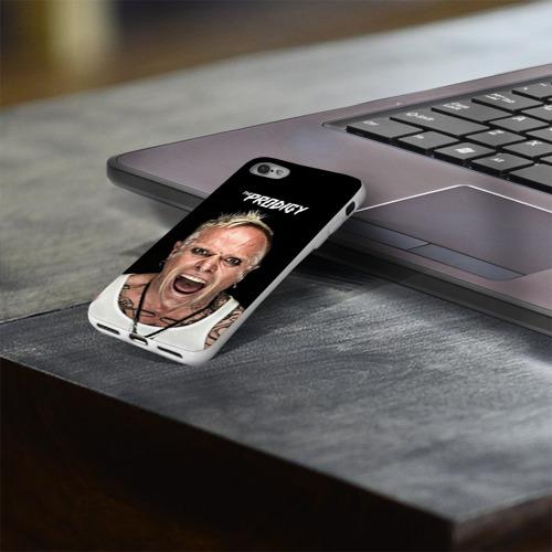 Чехол для Apple iPhone 8 силиконовый глянцевый  Фото 03, The Prodigy