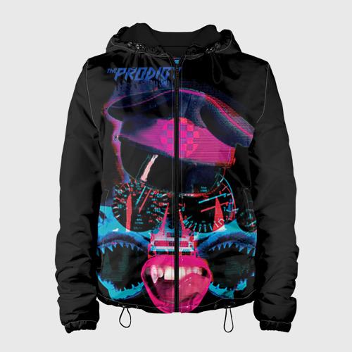 Женская куртка 3D The Prodigy
