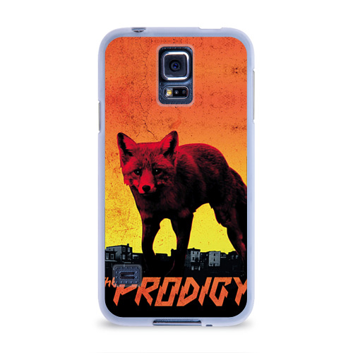 Чехол для Samsung Galaxy S5 силиконовый The Prodigy
