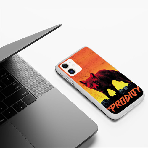 Чехол для iPhone 11 матовый The Prodigy Фото 01