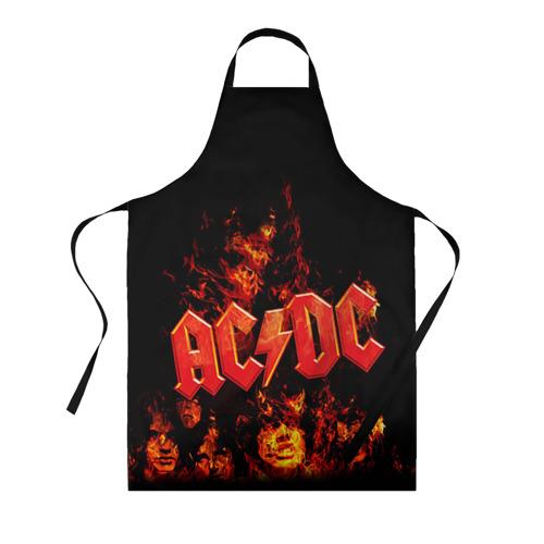 Фартук 3D AC/DC