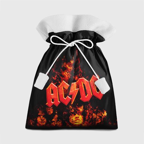 Подарочный 3D мешок AC/DC