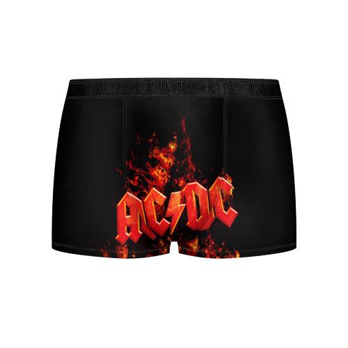 Мужские трусы 3D AC/DC от Всемайки